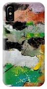 Abstract 44501 IPhone Case