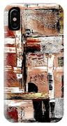 Abstract 524-11-13 Marucii IPhone Case