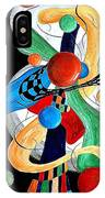 Abstract 525-11-13 Marucii IPhone Case