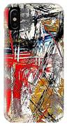 Abstract 526-11-13 Marucii IPhone Case