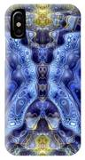 Abstract 5475-22 IPhone Case