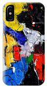 Abstract 55315080 IPhone Case
