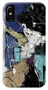Abstract 553150802 IPhone Case