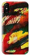 Abstract 73 IPhone Case