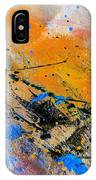 Abstract 965943 IPhone Case