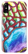 Abstract Animal Print IPhone Case