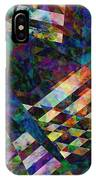 abstract - art - Tilt Two IPhone Case