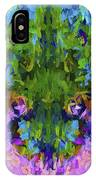 Abstract Series B4 IPhone Case