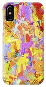 Abstract Series B6 IPhone Case