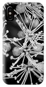 Abstract Blossoms IPhone Case