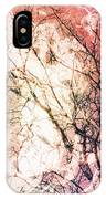 Abstract Branches IPhone X Case