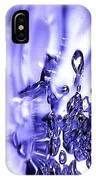 Abstract Bubble Study IPhone Case