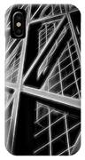 Abstract Buildings 2 IPhone Case
