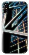Abstract Buildings IPhone Case