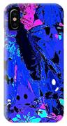 Abstract Butterfly #2 IPhone Case