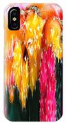 Abstract Cacti I IPhone Case