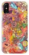 Abstract Colorama IPhone Case