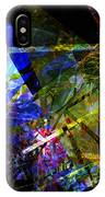 Abstract Composite 1 IPhone Case