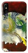 Abstract Crab IPhone Case