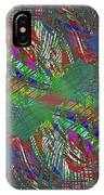 Abstract Cubed 194 IPhone Case