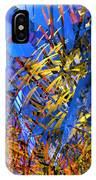 Abstract Curvy 11 IPhone Case