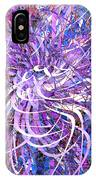 Abstract Curvy 32 IPhone Case