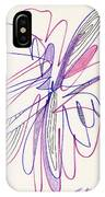 Abstract Drawing Fifty-six IPhone Case