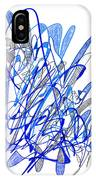 Abstract Drawing Seventy IPhone Case