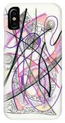Abstract Drawing Twenty-six IPhone Case