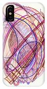 Abstract Drawing Twenty-two IPhone Case