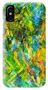 Abstract - Emotion - Admiration IPhone Case