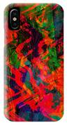 Abstract - Emotion - Rage IPhone Case
