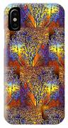 Abstract Fusion 142  IPhone Case