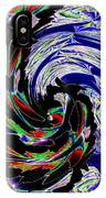 Abstract Fusion 161   IPhone Case