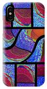 Abstract Fusion 168 IPhone Case
