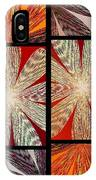 Abstract Fusion 171 IPhone Case