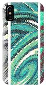 Abstract Fusion 180 IPhone Case