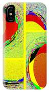 Abstract Fusion 199 IPhone Case