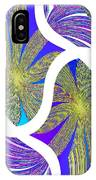 Abstract Fusion 203 IPhone Case