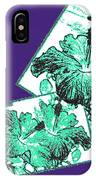 Abstract Fusion 244 IPhone Case