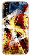 Abstract Graffiti 2 IPhone Case