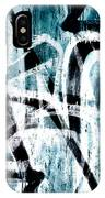 Abstract Graffiti 4 IPhone Case