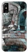 Abstract Graffiti 9 IPhone Case