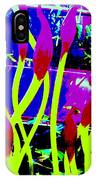 Abstract Lavender  IPhone Case