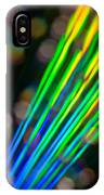 Abstract Lights IPhone Case