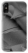 Abstract - Lines - Path To Destruction IPhone Case