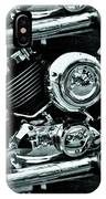 Abstract Motor Bike - Doc Braham - All Rights Reserved IPhone Case