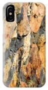 Abstract Natural Stone IPhone Case