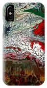 Abstract Number 32 IPhone Case