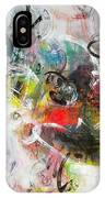 Abstract Painting Colourful Art IPhone Case